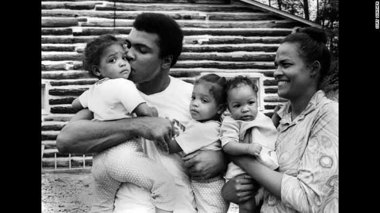 Rarely seen photos of young Muhammad Ali, the greatest