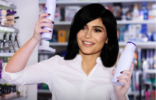 Kylie Jenner: I'm taking over the hair Industry, Shampoos, Gels, Dryers…