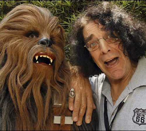 Star Wars Actor Peter Mayhew who played Chewbacca dies at 74
