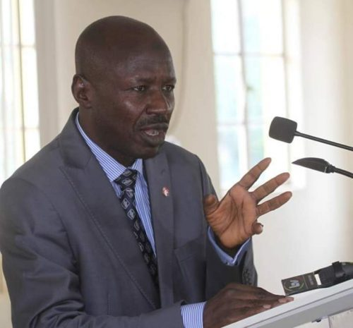 Magu Wants Students to Be Change Agent