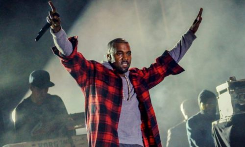 Kanye West performs at Local church, takes members back to school