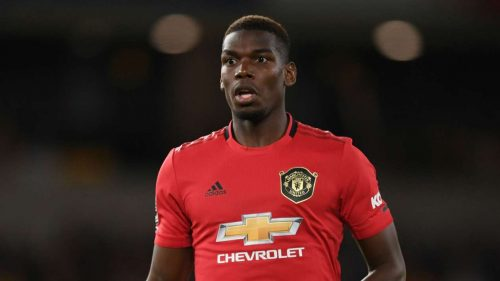 Pogba suffers racist abuse on social media after Man Utd penalty miss